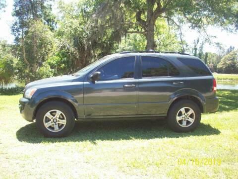 2005 Kia Sorento for sale at Bargain Auto Mart Inc. in Kenneth City FL