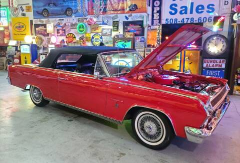 1965 AMC Ambassador for sale at MILFORD AUTO SALES INC in Hopedale MA