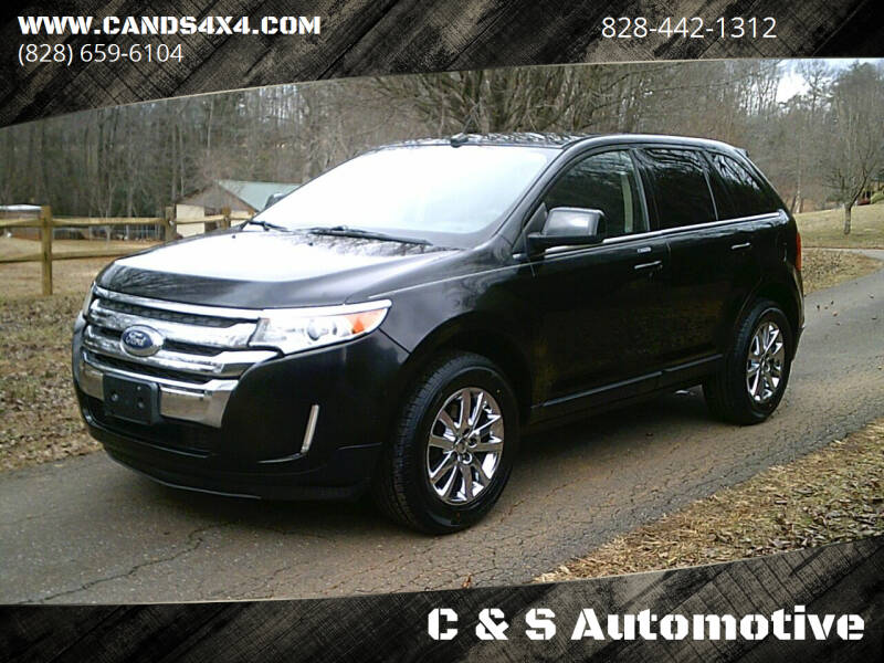 2011 Ford Edge for sale at C & S Automotive in Nebo NC