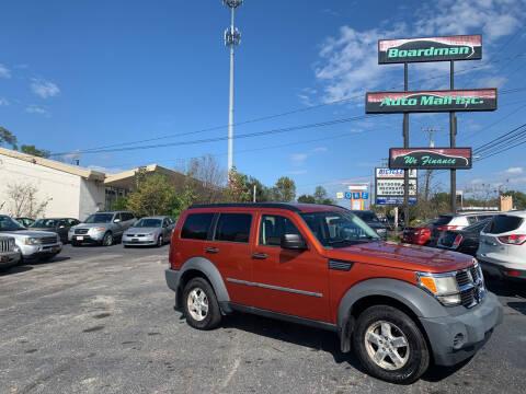 2007 Dodge Nitro for sale at Boardman Auto Mall in Boardman OH