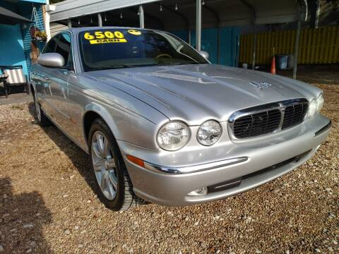 2004 Jaguar XJ-Series for sale at AFFORDABLE AUTO SALES OF STUART in Stuart FL
