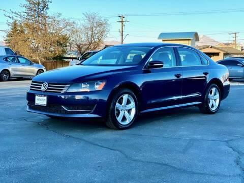 2015 Volkswagen Passat for sale at INVICTUS MOTOR COMPANY in West Valley City UT