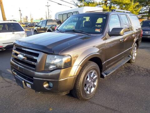 2009 Ford Expedition for sale at Wilson Investments LLC in Ewing NJ