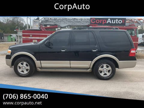 2009 Ford Expedition for sale at CorpAuto in Cleveland GA