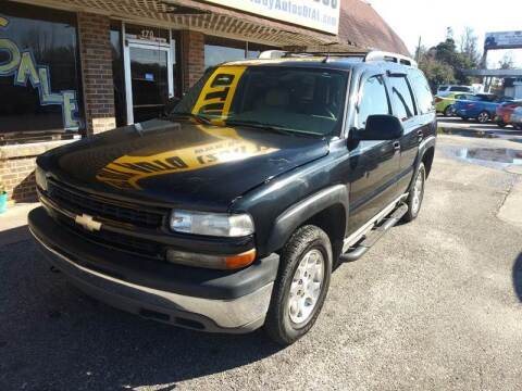 2005 Chevrolet Tahoe for sale at Best Buy Autos in Mobile AL