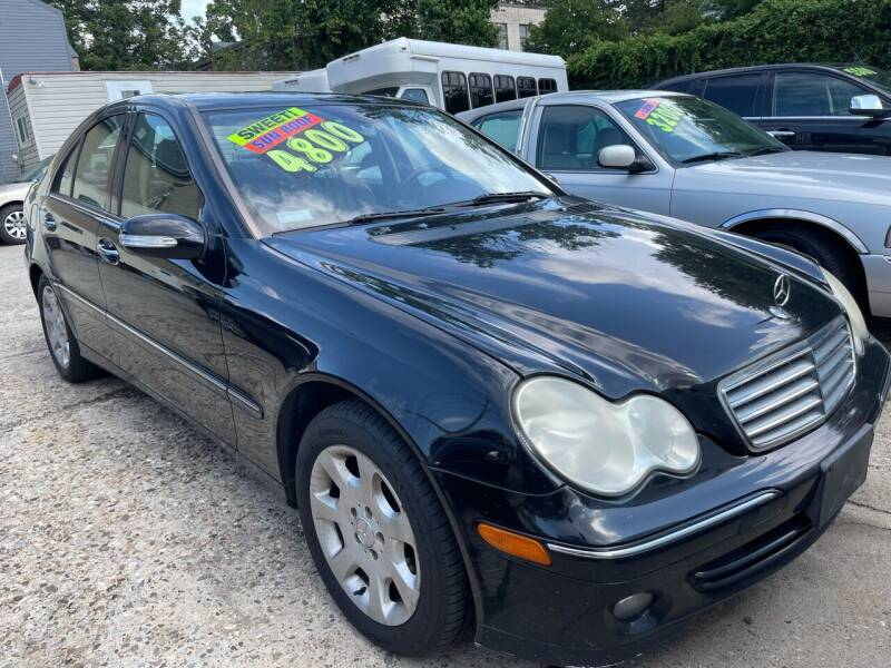 2006 Mercedes-Benz C-Class for sale at Quality Motors of Germantown in Philadelphia PA