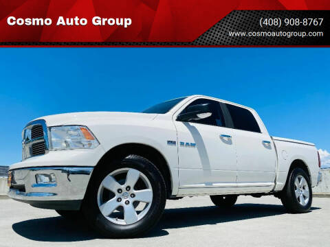 2009 Dodge Ram Pickup 1500 for sale at Cosmo Auto Group in San Jose CA