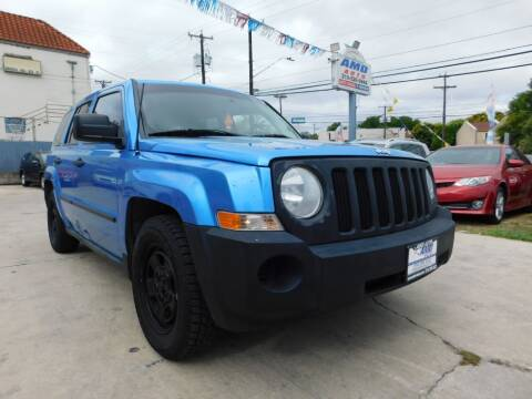 2008 Jeep Patriot for sale at AMD AUTO in San Antonio TX