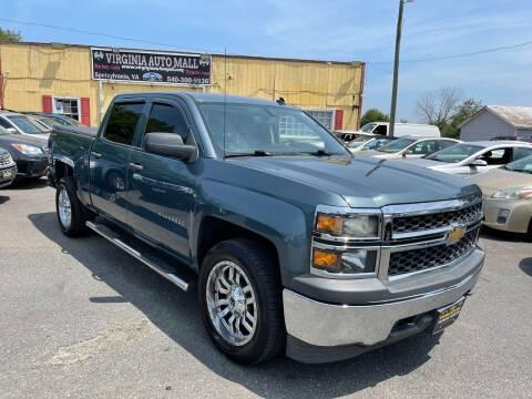 2014 Chevrolet Silverado 1500 for sale at Virginia Auto Mall in Woodford VA