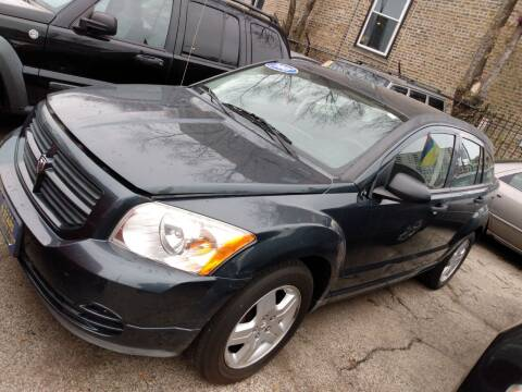 2008 Dodge Caliber for sale at 5 Stars Auto Service and Sales in Chicago IL