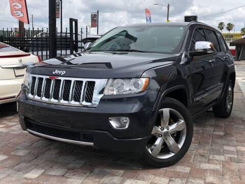 2013 Jeep Grand Cherokee for sale at Unique Motors of Tampa in Tampa FL