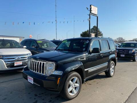 2010 Jeep Liberty for sale at De Anda Auto Sales in South Sioux City NE