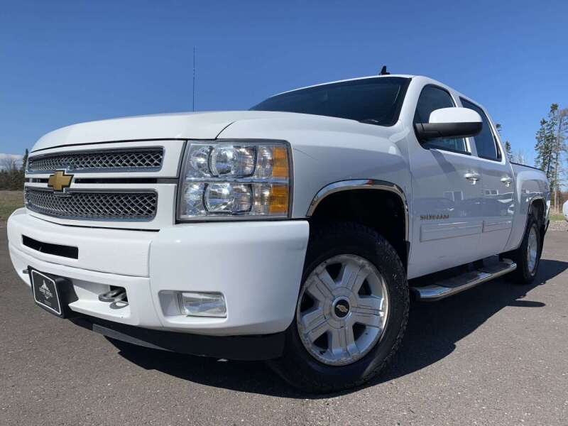 2012 Chevrolet Silverado 1500 for sale at LUXURY IMPORTS in Hermantown MN