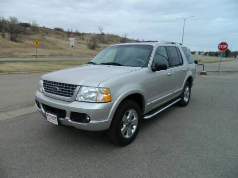 2004 Ford Explorer for sale at Dick Nelson Sales & Leasing in Valley City ND