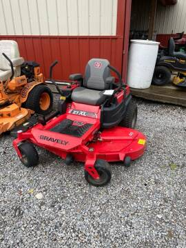 Gravley ZTXL-60 for sale at Ben's Lawn Service and Trailer Sales in Benton IL