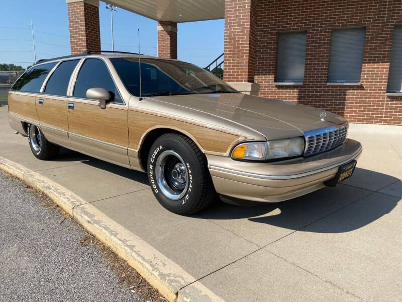 1994 Chevrolet Caprice for sale at Klemme Klassic Kars in Davenport IA