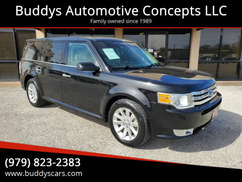 2010 Ford Flex for sale at Buddys Automotive Concepts LLC in Bryan TX