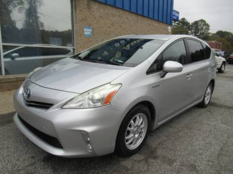 2013 Toyota Prius v for sale at Southern Auto Solutions - Georgia Car Finder - Southern Auto Solutions - 1st Choice Autos in Marietta GA