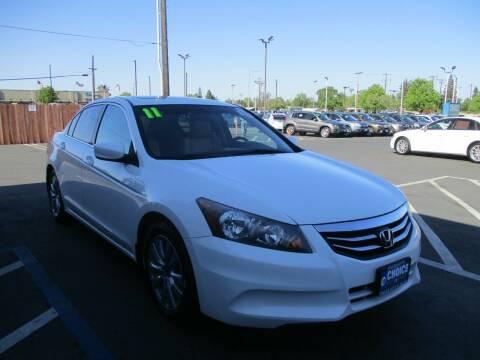 2011 Honda Accord for sale at Choice Auto & Truck in Sacramento CA