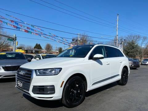 2017 Audi Q7 for sale at WOLF'S ELITE AUTOS in Wilmington DE