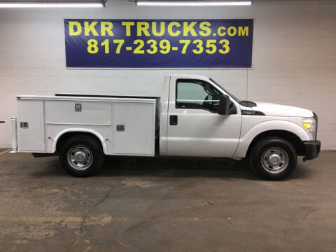 2012 Ford F-250 Super Duty for sale at DKR Trucks in Arlington TX