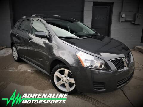 2009 Pontiac Vibe for sale at Adrenaline Motorsports Inc. in Saginaw MI