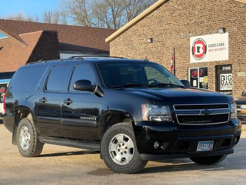 2007 Chevrolet Suburban for sale at Big Man Motors in Farmington MN