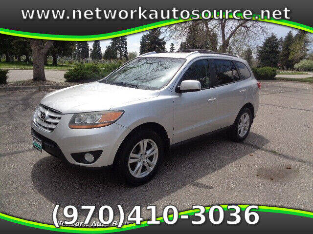2011 Hyundai Santa Fe for sale at Network Auto Source in Loveland CO