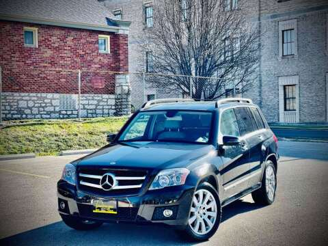 2011 Mercedes-Benz GLK for sale at ARCH AUTO SALES in St. Louis MO
