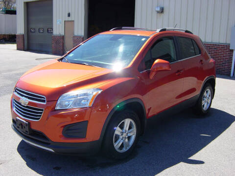 2015 Chevrolet Trax for sale at North South Motorcars in Seabrook NH