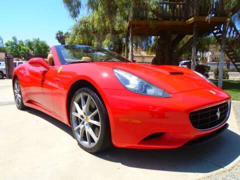 2010 Ferrari California for sale at The Fine Auto Store in Imperial Beach CA