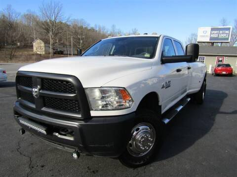 2015 RAM Ram Pickup 3500 for sale at Guarantee Automaxx in Stafford VA