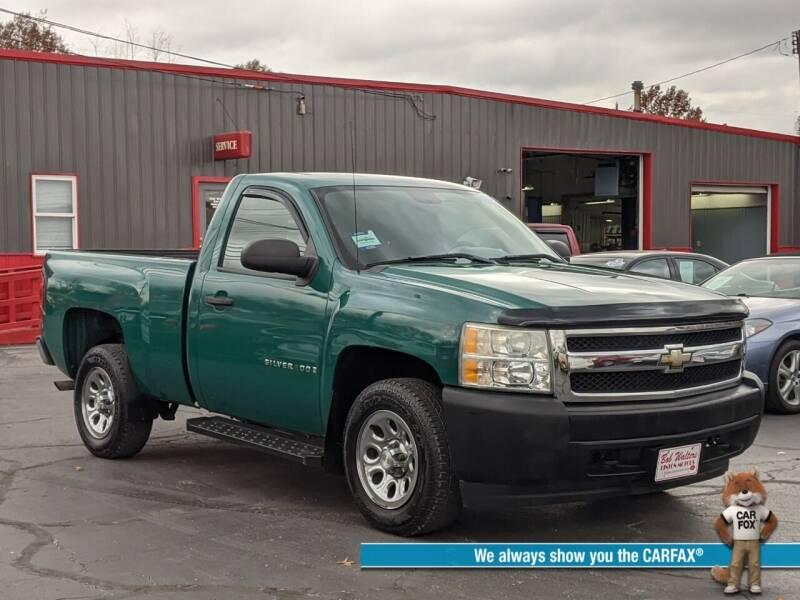 2008 Chevrolet Silverado 1500 for sale at Bob Walters Linton Motors in Linton IN