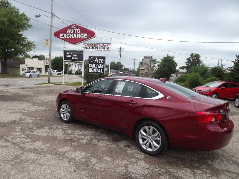 2019 Chevrolet Impala for sale at The Auto Exchange in Stevens Point WI