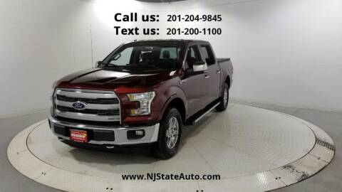 2017 Ford F-150 for sale at NJ State Auto Used Cars in Jersey City NJ