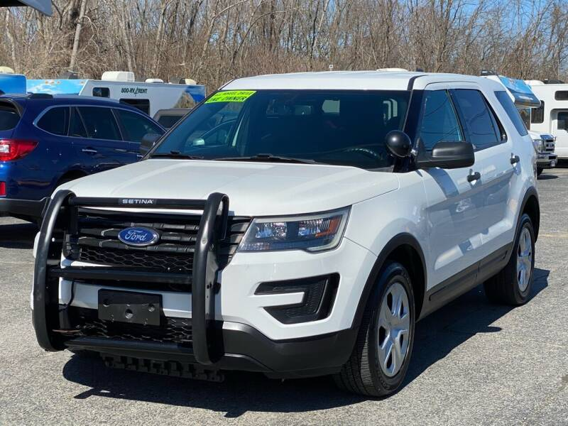 2018 Ford Explorer for sale at MetroWest Auto Sales in Worcester MA
