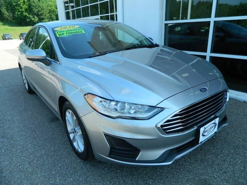 2020 Ford Fusion for sale in Quinnesec, MI