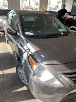 2018 Nissan Versa for sale at Nissan of Bakersfield in Bakersfield CA