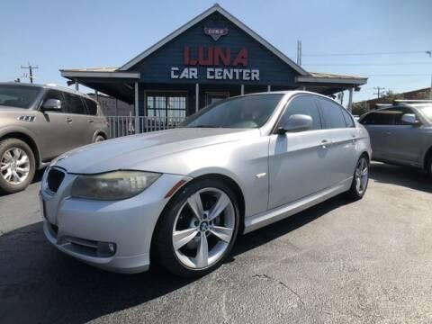 2010 BMW 3 Series for sale at LUNA CAR CENTER in San Antonio TX