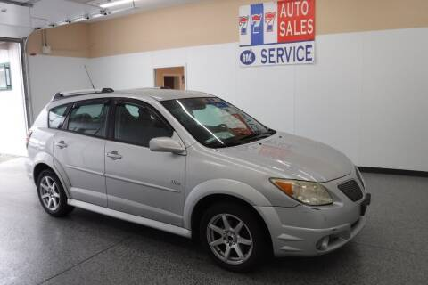 2006 Pontiac Vibe for sale at 777 Auto Sales and Service in Tacoma WA
