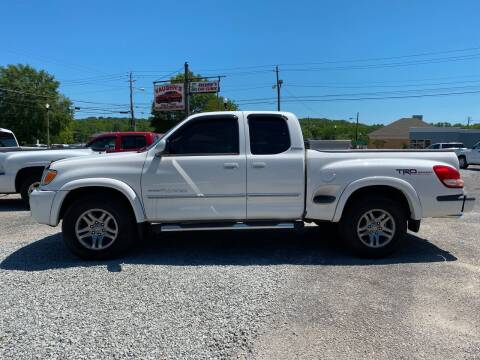2004 Toyota Tundra for sale at VAUGHN'S USED CARS in Guin AL