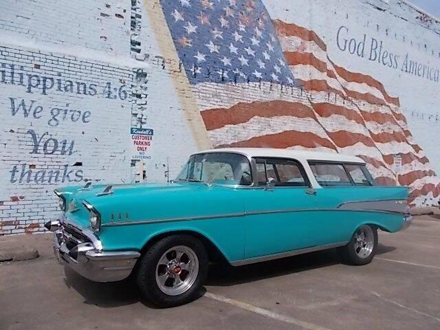 1957 Chevrolet Nomad for sale in Skiatook, OK