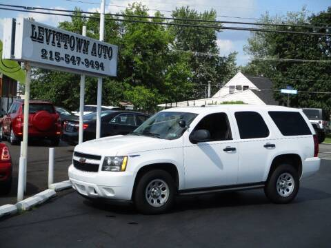 2010 Chevrolet Tahoe for sale at Levittown Auto in Levittown PA