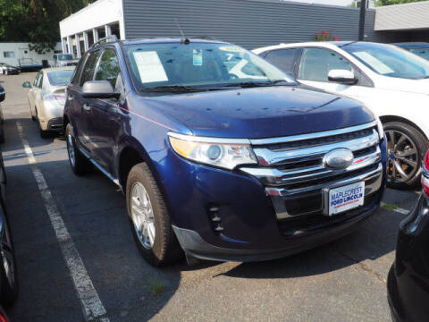 2011 Ford Edge for sale at MAPLECREST FORD LINCOLN USED CARS in Vauxhall NJ