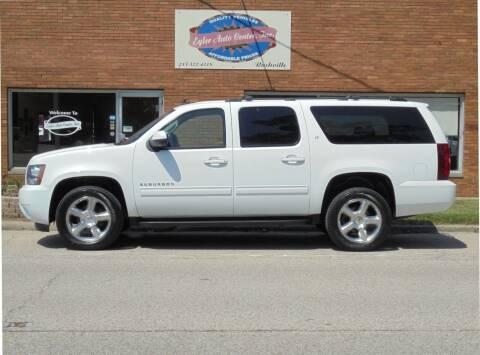 2014 Chevrolet Suburban for sale at Eyler Auto Center Inc. in Rushville IL