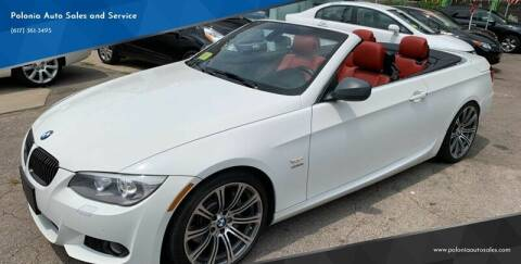 2013 BMW 3 Series for sale at Polonia Auto Sales and Service in Hyde Park MA