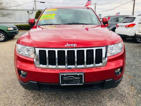 2011 Jeep Grand Cherokee for sale at Cape Cod Cars & Trucks in Hyannis MA