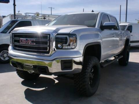 2014 GMC Sierra 1500 for sale at Williams Auto Mart Inc in Pacoima CA