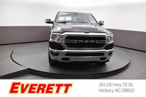 2019 RAM Ram Pickup 1500 for sale at Everett Chevrolet Buick GMC in Hickory NC