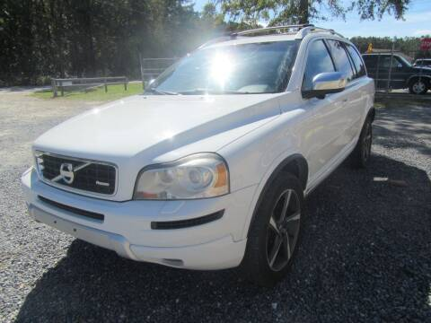 2013 Volvo XC90 for sale at Bullet Motors Charleston Area in Summerville SC
